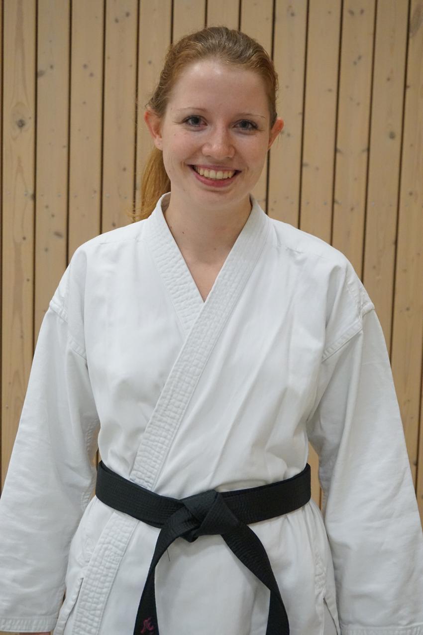 Anika Krupp Karate SV Ingolstadt Haunwöhr