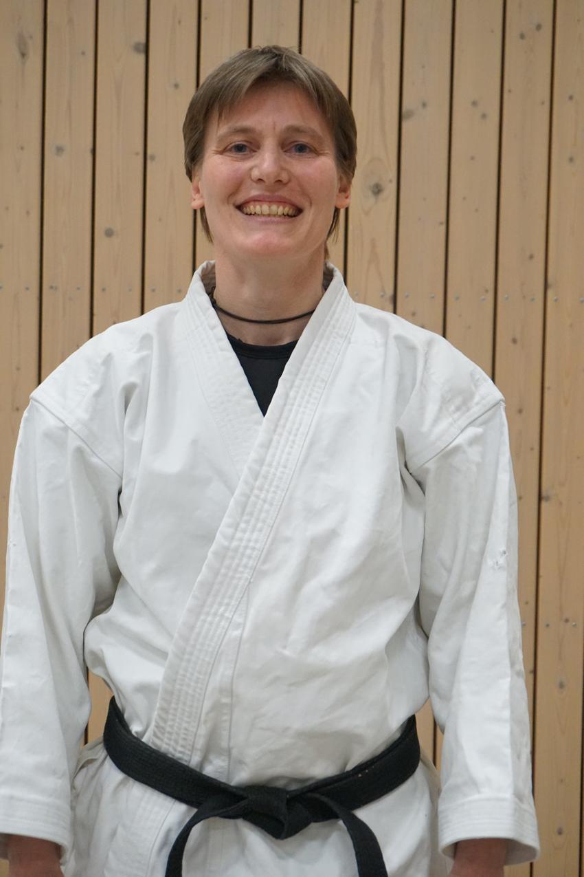 Daniela Meyer Karate SV Ingolstadt Haunwöhr