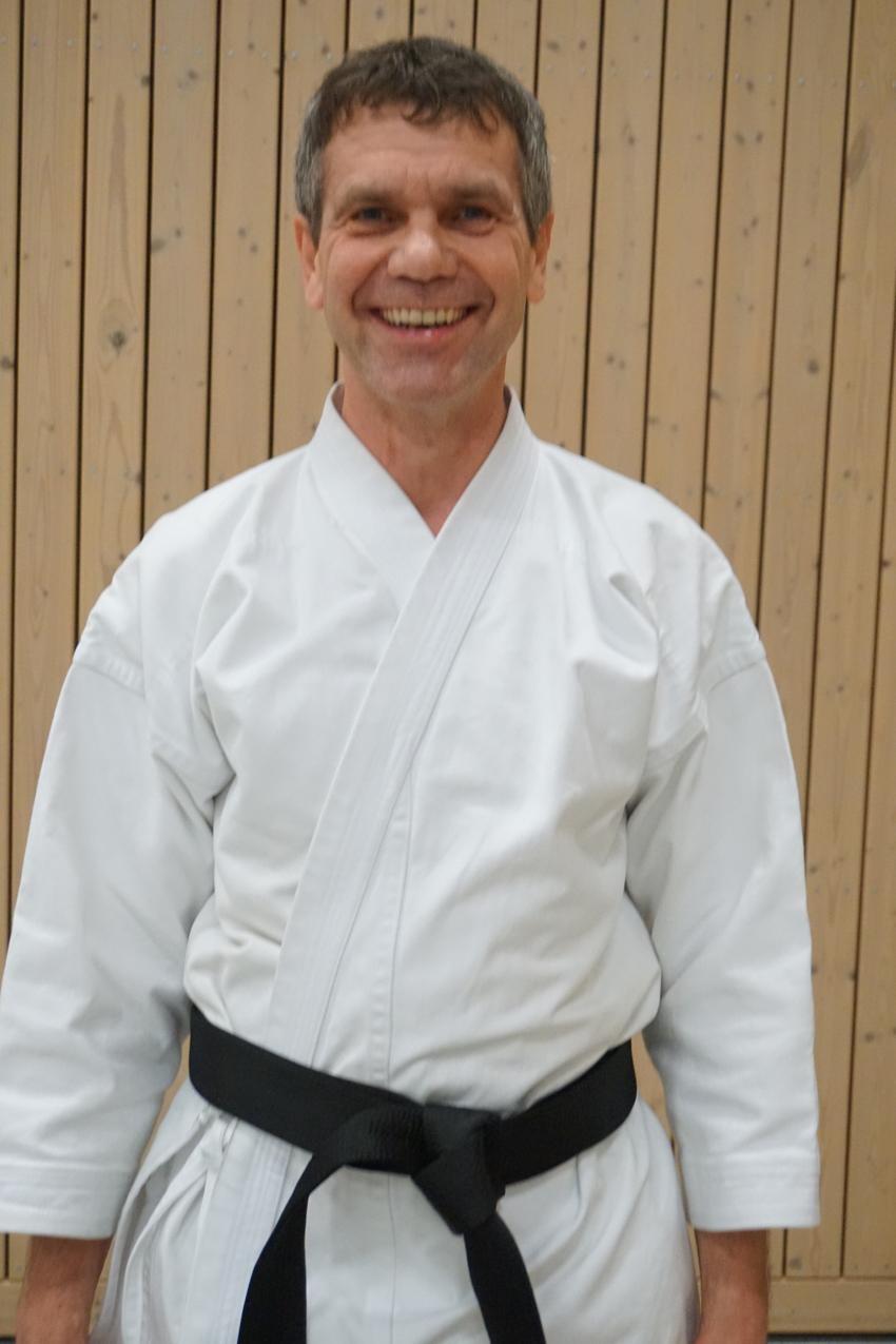 Helmut Schmid Karate SV Ingolstadt Haunwöhr