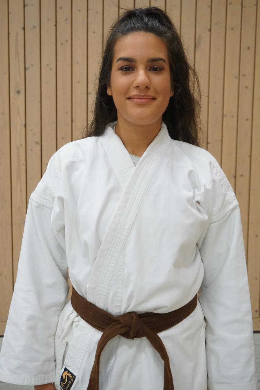 Natasa Kalinovic Karate SV Ingolstadt Haunwöhr