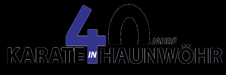 Karate SV Ingolstadt-Haunwöhr 40 Jahre Jubiläum