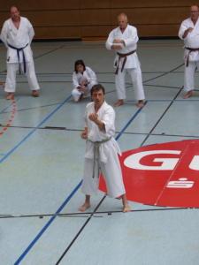 Internationales Karate Sommercamp - Karate Sv Ingolstadt - Haunwöhr