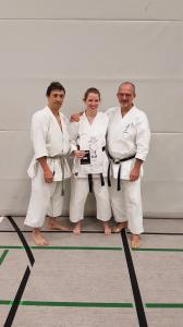 Dan Prüfung in Forchheim - Karate SV Ingolstadt Haunwöhr