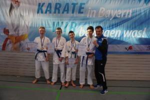 Bayerische Meisterschaft 2019 in Waldkraiburg