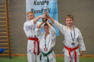 Bayerische Meisterschaft 2018 - Karate SV Ingolstadt Haunwöhr