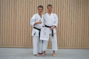 Dan Prüfung in Bad Abbach - Karate Sv Ingolstadt-Haunwöhr