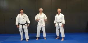 Dan Prüfung in München - Karate SV Ingolstadt-Haunwöhr