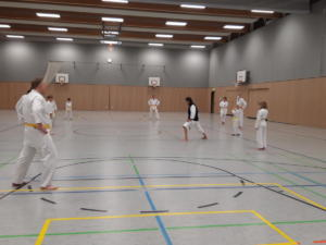 Gürtelprüfung 2020 - Im Zeichen von Corona - Karate SV Ingolstadt-Haunwöhr
