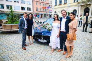 Hochzeit Tatjana und Sascha - Karate SV Ingolstadt - Haunwöhr