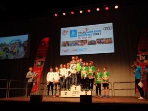 Halbmarathon Ingolstadt 2017 - Karate SV Ingolstadt Haunwöhr