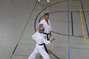 Jubiläumslehrgang 40 Jahre Karte in Haunwöhr - Karate SV Ingolstadt-Haunwöhr
