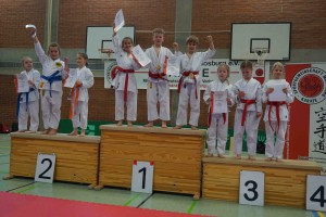 Kara Games 2016 in Moosburg - Karate SV Ingolstadt Haunwöhr
