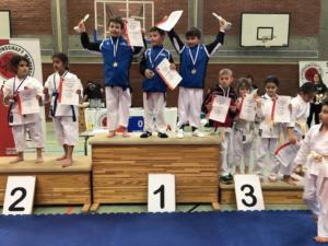 Kara Games 2019 - Karate Sv Ingolstadt - Haunwöhr