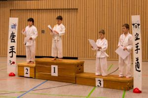 Haunwöhrer Karate Cup 2017