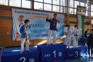 Oberbayerische Meisterschaft 2017 - Karate SV Ingolstadt Haunwöhr