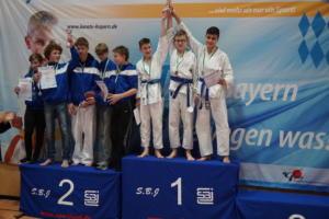 Oberbayerische Meisterschaften 2019 in Erding - Karate SV Ingolstadt - Haunwöhr