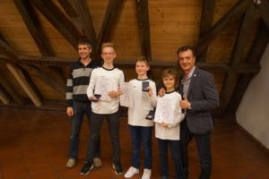 Sportlerehrung 2019 - Karate SV Ingolstadt - Haunwöhr