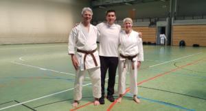 Trainer Ausbildung in Ingolstadt 2019