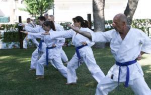 Karate Lehrgang auf Mallorca