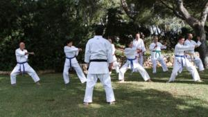 Training in Mallorca - Karate SV Ingolstadt - Haunwöhr