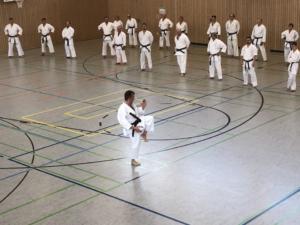 Unser Sensei feiert Jubiläum - Karate SV Ingolstadt - Haunwöhr