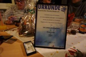 Weihnachtsfeier 2018 - Karate SV Ingolstadt - Haunwöhr