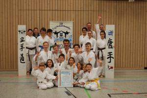 Zertifizierter Karateverein